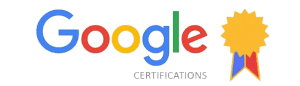 Certification Google Ads Jeremy CARRE - Referencement Performant